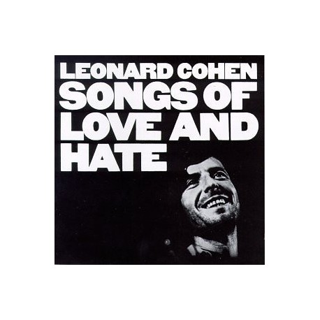 "LEONARD COHEN ""Song Of Love And Hate"" LP"