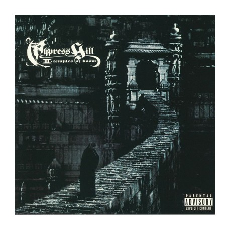 "CYPRESS HILL ""III Temples Of Boom"" 2LP"