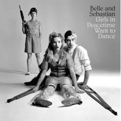 "BELLE & SEBASTIAN ""Girls In Peacetime"" 2LP Matador"