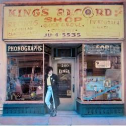 """ROSANNE CASH """"King's Record Shop"""" LP 180GR."""