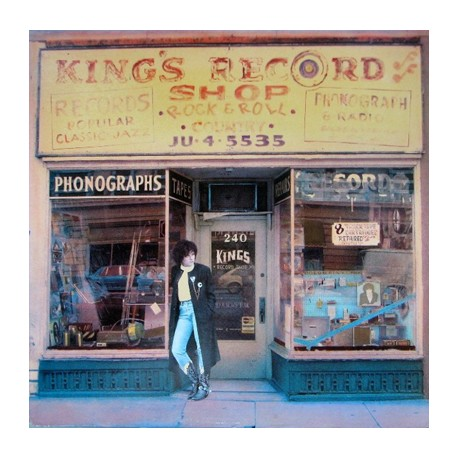 "ROSANNE CASH ""King's Record Shop"" LP 180GR."