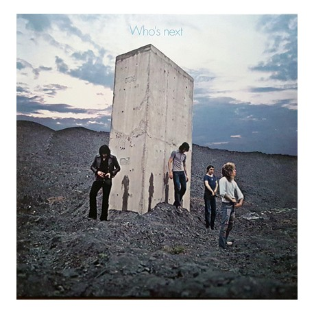 "WHO ""Who's Next"" LP 180GR."