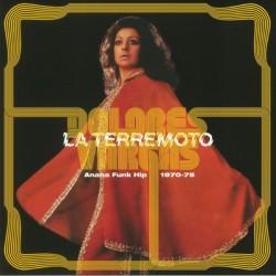 """DOLORES """"LA TERREMOTO"""" VARGAS """"Anana Funk Hip 1970-75"""" LP"""