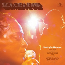 "SHARON JONES & THE DAP-KINGS ""Soul Of A Woman"" LP"
