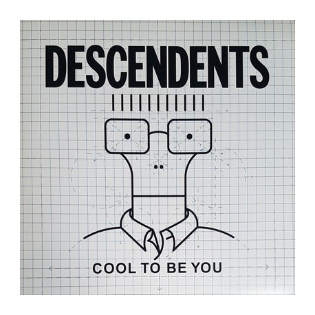 "DESCENDENTS ""Cool To Be You"" LP"