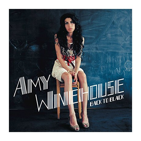 "AMY WINEHOUSE ""Back To Black"" LP"