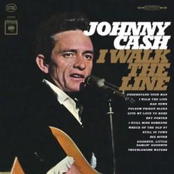 "JOHNNY CASH ""I Walk The Line"" LP"