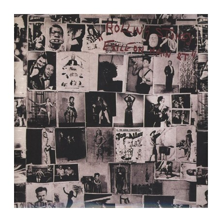 """ROLLING STONES """"Exile On Main Street"""" 2LP"""