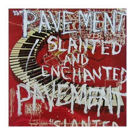 "PAVEMENT ""Slanted And Enchanted"" LP 180 Gramos."