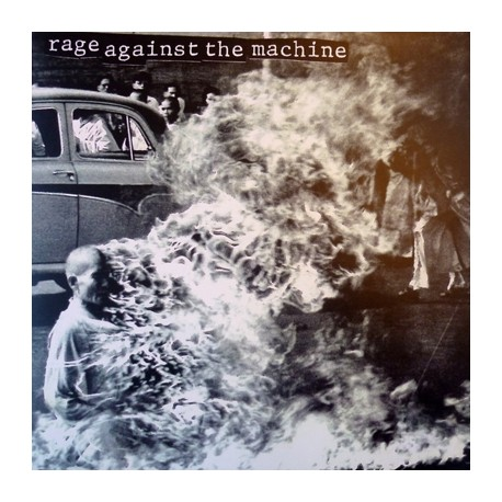 "RAGE AGAINST THE MACHINE ""RATM"" LP 180 Gramos."