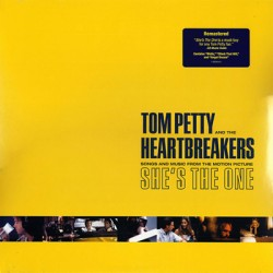 "TOM PETTY & THE HEARTBREAKERS ""She's The One"" LP"