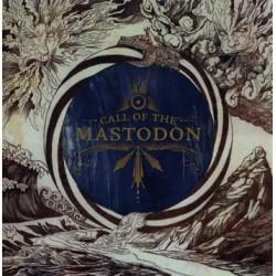 "MASTODON ""Call Of The Mastodon"" LP Gold Clear"