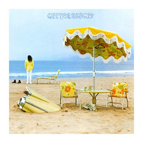 "NEIL YOUNG ""On The Beach"" LP"