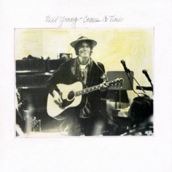 "NEIL YOUNG ""Comes A Time"" LP."