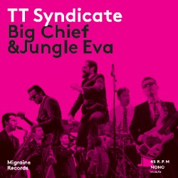 "TT SYNDICATE ""Big Chief"" SG 7"""