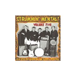 "VV.AA. ""Strummin' Mental! Vol.5"" LP"