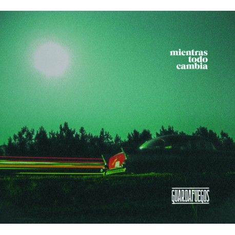 "GUARDAFUEGOS ""Mientras Todo Cambia"" CD Digipack H-Records"