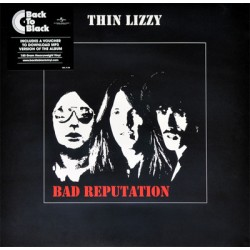 "THIN LIZZY ""Bad Reputation"" LP 180 Gramos."