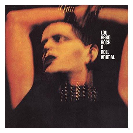 """LOU REED """"Rock'n'Roll Animal"""" LP Gatefold."""