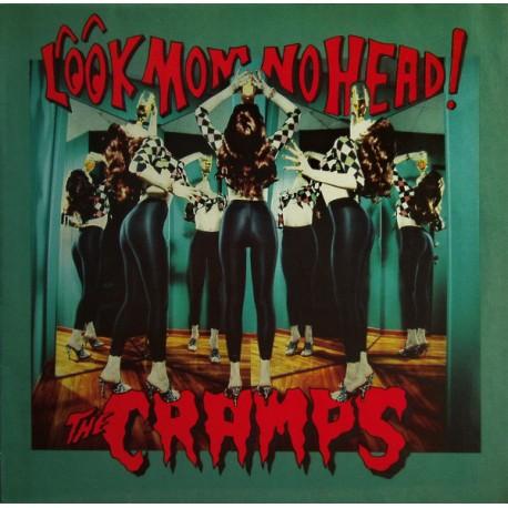 """CRAMPS """"Look Mom No Head!"""" LP Color"""