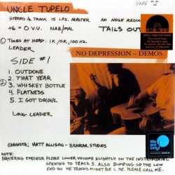 """UNCLE TUPELO """"No Depresion - Demos"""" LP RSD2018"""