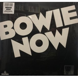 "DAVID BOWIE ""Bowie Now"" LP Color RSD 2018."