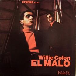 "WILLIE COLON ""El Malo"" LP"