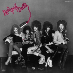 "NEW YORK DOLLS ""New York Dolls"" LP 180GR."