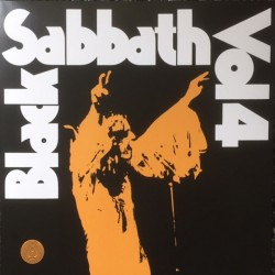 "BLACK SABBATH ""Volume 4"" LP Gatefold."