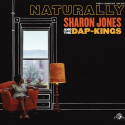 "SHARON JONES & THE DAP-KINGS ""Naturally"" LP Gatefold."