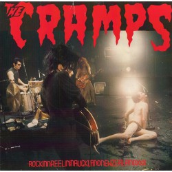 "CRAMPS ""Rockinnreelininaucklandnewzealandxxx"" LP Color"