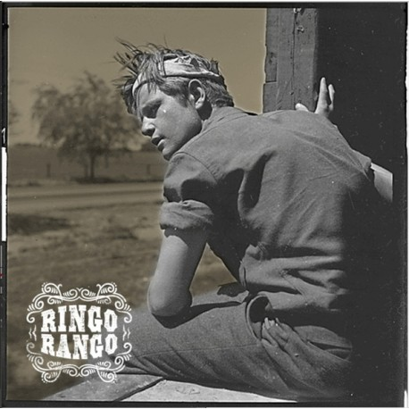 "RINGO RANGO ""Ringo Rango"" SG 7"" Ola Records."