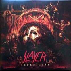 "SLAYER ""Repentless"" LP Metal Blade"
