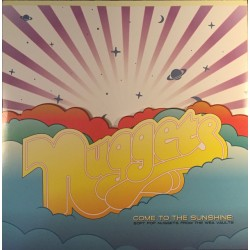 "VV.AA. ""Nuggets: Come To The Sunshine"" 2LP Color RSD"