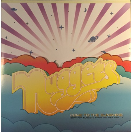"""VV.AA. """"Nuggets: Come To The Sunshine"""" 2LP Color RSD"""
