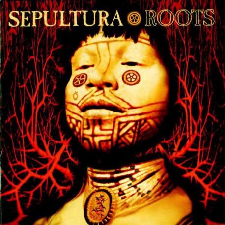 """SEPULTURA """"Roots"""" 2LP 180GR."""