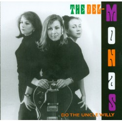 "DEL-MONAS ""Do The Uncle Willy"" LP Color."