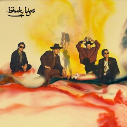 "BLACK LIPS ""Arabia Mountain"" LP."