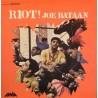 """JOE BATAAN """"Riot!"""" LP 180 GR."""