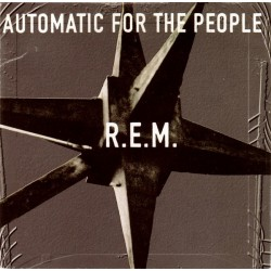"""R.E.M. """"Automatic For The People"""" LP."""