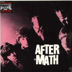 """ROLLING STONES """"After Math"""" LP."""