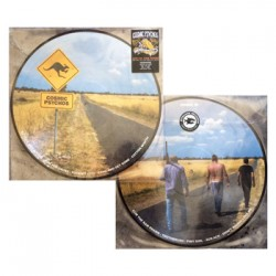 "COSMIC PSYCHOS ""Cum The Raw Prawn"" LP Picture"