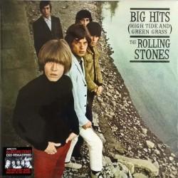 "ROLLING STONES ""Big Hits"" LP Gatefold."