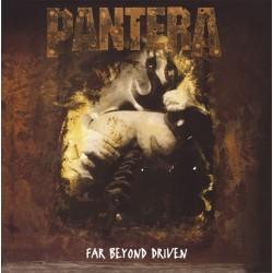 """PANTERA """"Far Beyond Driven"""" 2LP."""