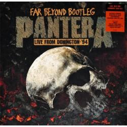 "PANTERA ""Far Beyond Bootleg"" LP."