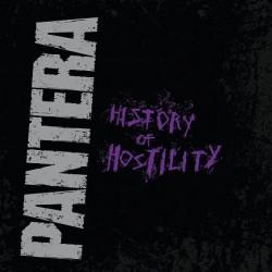 "PANTERA ""History Of Hostility"" LP."