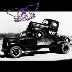 "AEROSMITH ""Pump"" LP 180 Gramos."