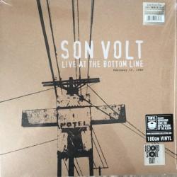 "SON VOLT ""Live At The Bottom Line"" 2LP RSD 2016."