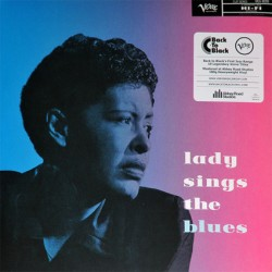 "BILLIE HOLIDAY ""Lady Sings The Blues"" LP 180GR."