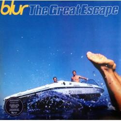 """BLUR """"The Great Escape"""" 2LP 180GR."""